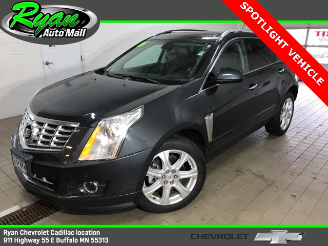 Used 2016 Cadillac SRX Performance
