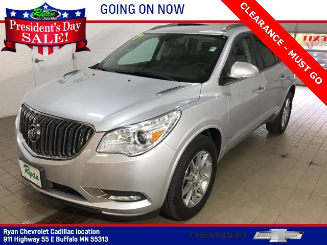 Used 2017 Buick Enclave  Group