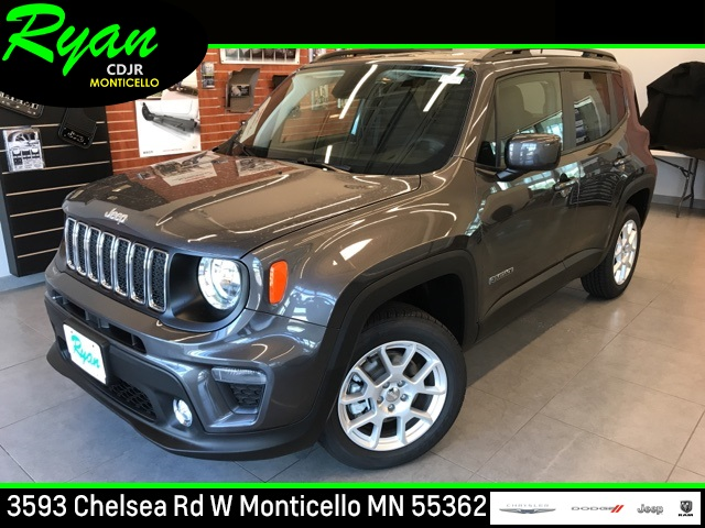 2019 Jeep Renegade