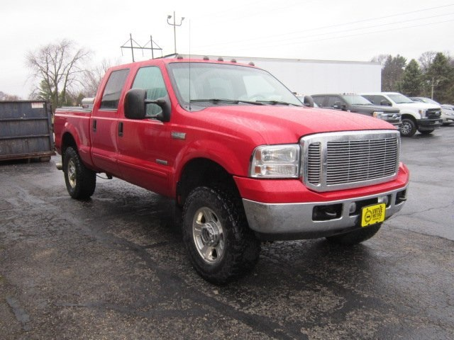Used 2006 Ford Super Duty F-350 SRW