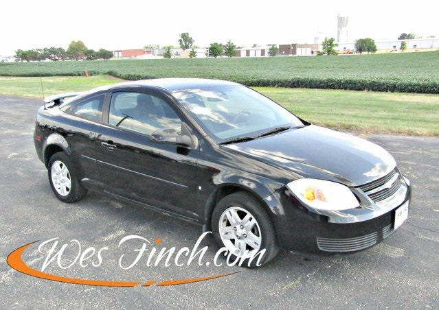 Used 2007 Chevrolet Cobalt For Sale In Grinnell Ia Wes