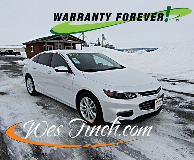 Used 2017 Chevrolet Malibu LT Car
